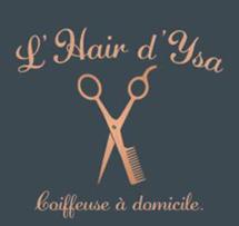 L\'Hair d\'Ysa - Coiffeuse à domicile
